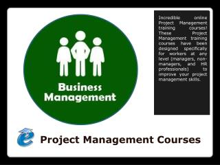 Certified Project Management Courses