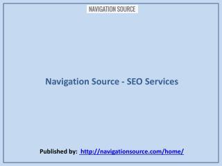 Navigation Source - SEO Services