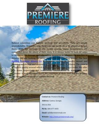 Atlanta Roofing contractor