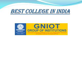 Best Engineering College in Greater Noida | Top Private institute in Delhi NCR