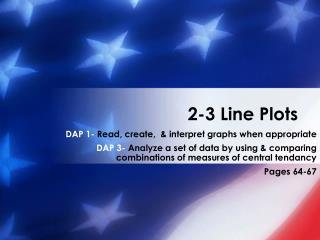 2-3 Line Plots