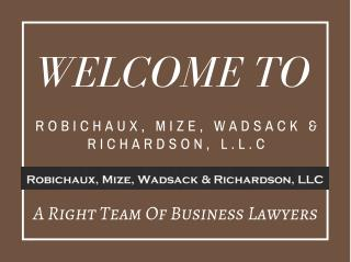 Lake charles Louisiana's Top Lawyers