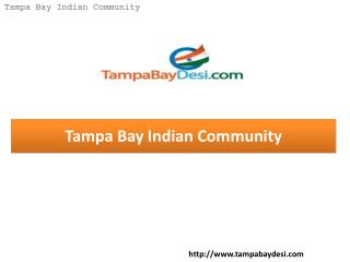 Tampa Bay Indian Community