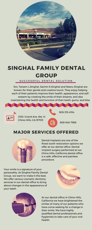 Singhal Family Dental Group