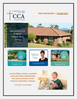 Retirement Home Port Macquarie