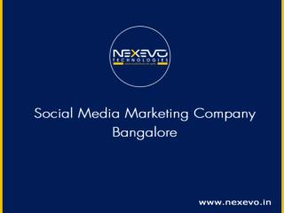 Social Media Marketing Agency Bangalore