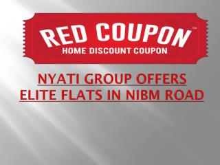 Nyati Group Offers Elite Flats In Nibm Road