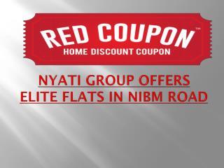 Nyati Group Offers Elite Flats In Nibm Road