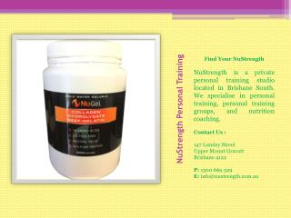 Gelatin Powder Manufacturer & Supplier