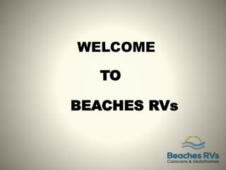 Great Deal - RVs For Sale