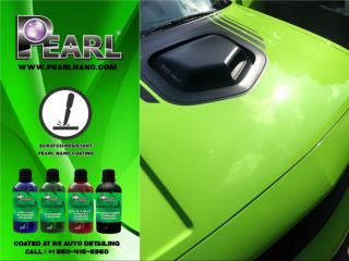 Scratch Resistant in Pearl Nano Coatings Products