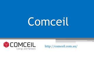 Melbourne Plasterer- comceil.com.au