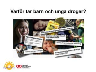 Droginformation.nu - Jobbar med att förebygga missbruk av droger