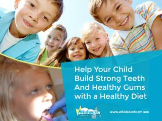 Pediatric Dentist St Louis - Tips on a Tooth Friendly Diet