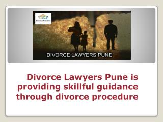 Divorce Lawyers Pune