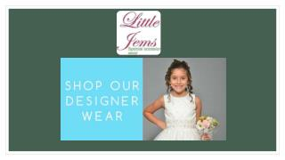 Buy Good Quality Girl's Christening Gowns