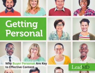 Getting Personal – Why Buyer Personas Are Key to Effective Content