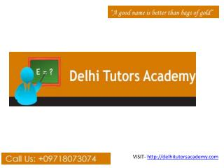 home tutors for G.D. Goenka World School students in westend greens