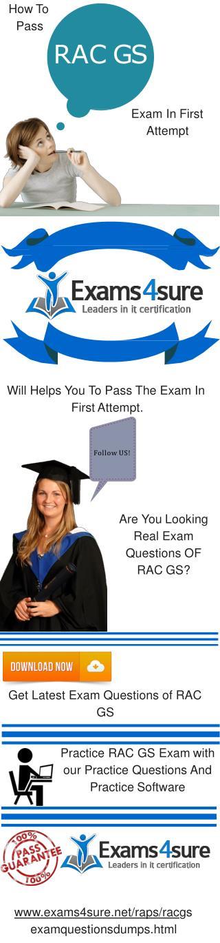 RAC Practice Test