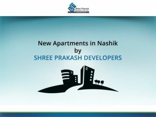 New Apartments in Nashik By Shree Prakash Developers