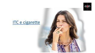 ITC e cigarette