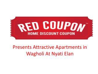 Exquisite Residential Apartment in Wagholi At Nyati Elan
