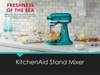 Kitchenaid Artisan Stand Mixer Thailand