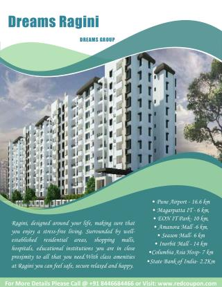 Buy you dream home at Ragini in Manjari Pune
