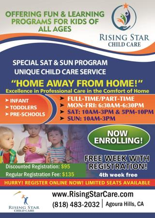 Rising Star Child Care