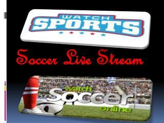 Soccer Live Stream