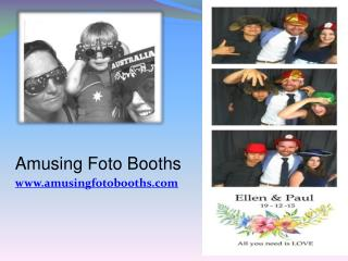 Best photo booth hire in sydney
