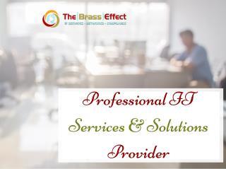Tech Support Services in Dallas Location