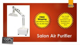 Salon Air Purifier