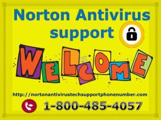1-800-485-4057 Norton Antivirus technical support number