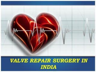 valve repair surgery india