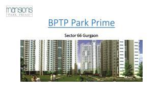 Bptp Park Prime, Sector 66 Gurgoan