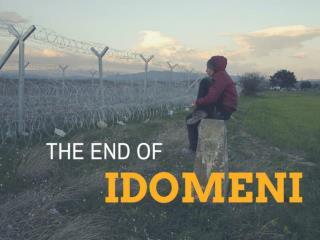 The end of Idomeni