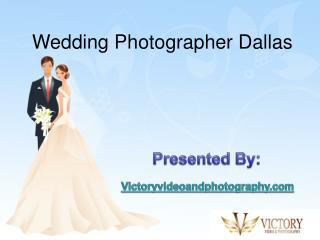 Wedding Photographer Dallas