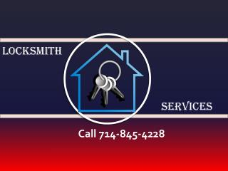 Get services of locksmith Newport Beach & Costa Mesa