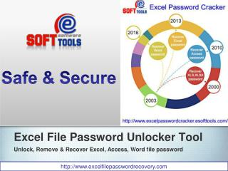 Break Excel file password