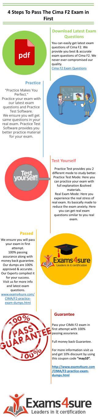 Cima F2 Practice Test