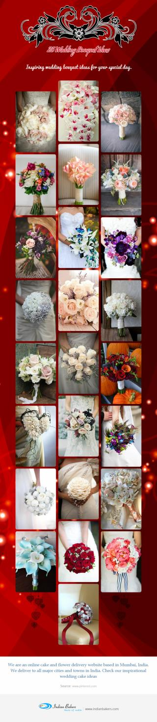 25 Amazing Wedding Flowers Bouquets Ideas | Online Flower Delivery