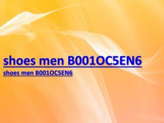 shoes men B001OC5EN6