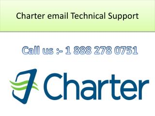 Charter email customer care 1 888 278 0751 phone number
