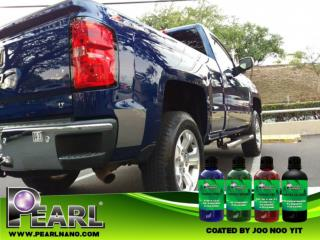 Scratch Resistant Nano Coatings from Pearl