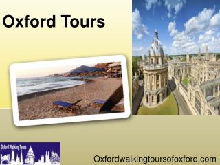 Oxford Tours