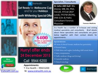 Dental Clinic Melbourne