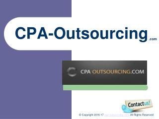 Outsource Bookkeeping Services - Outsource CPA Services