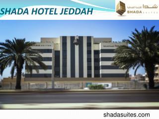 SHADA HOTEL  JEDDAH