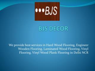 Best Wooden Flooring & Carpet Tile Supplier in Delhi-NCR
